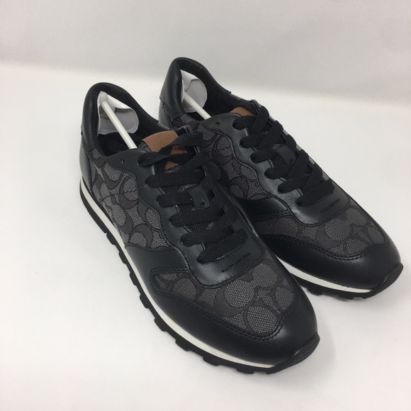 Coach Shoes | Womens Leather Signature
